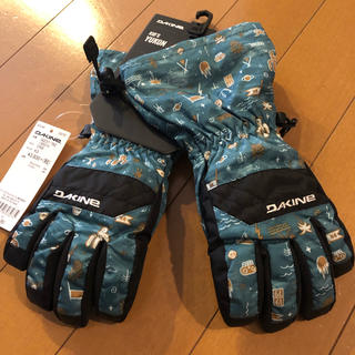 ダカイン(Dakine)の新品 ダカイン  キッズグローブ (手袋)