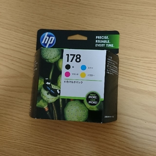 ヒューレットパッカード(HP)のHP 純正 インクカートリッジ HP178 4色マルチパック  (PC周辺機器)