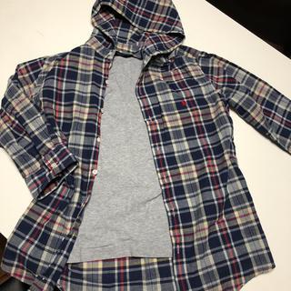 ジムフレックス(GYMPHLEX)のジムフレックス パーカーシャツ(パーカー)