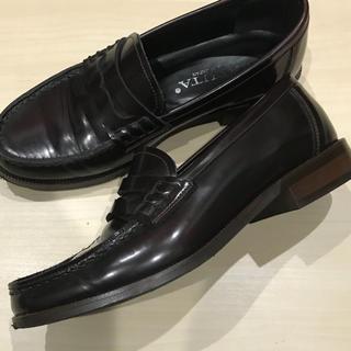 ハルタ(HARUTA)の* ハルタ 本革ローファー *(ローファー/革靴)