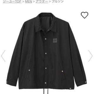 ジーユー(GU)のGU hybrid Tokyo コーチジャケット L(ブルゾン)