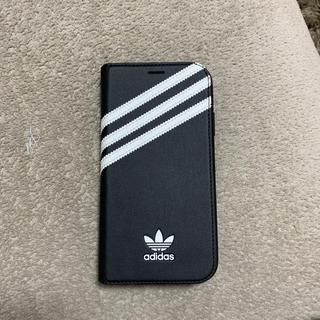 アディダス(adidas)のアディダスiPhoneXR携帯ケース(iPhoneケース)