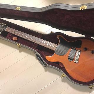 ギブソン(Gibson)の貴重gibson custom shop les paul jr dc ヒスコレ(エレキギター)