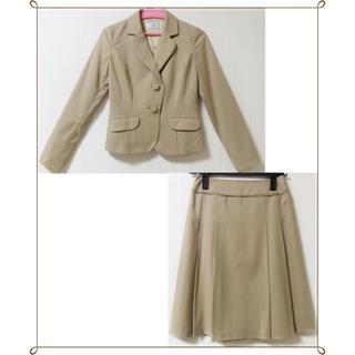 ネットディマミーナ(NETTO di MAMMINA)のスーツ セットアップ ベージュ 系(スーツ)