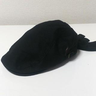 オーバーライド(override)の美品!over ride(オーバーライド)のハンチング、帽子(ハンチング/ベレー帽)