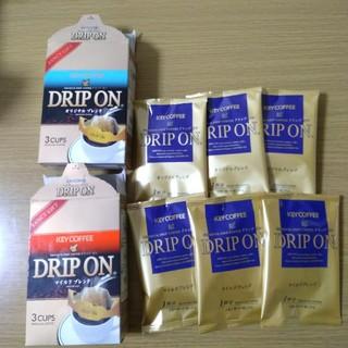 キーコーヒー(KEY COFFEE)のドリップコーヒー  (コーヒー)