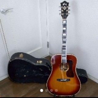 ギブソン(Gibson)のGUILD D55 CHSB 1971年製(アコースティックギター)