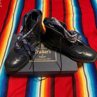 トリッカーズ(Trickers)のSWAGGER×TRICKER'S ブーツ ALDEN church's 8(ブーツ)