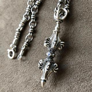 ソカロ(ZOCALO)のZOCALO ドージェ ネックレス ダイヤモンド(ネックレス)