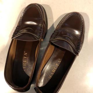 ハルタ(HARUTA)のHARUTA  こげ茶ローファー(ローファー/革靴)