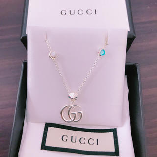 グッチ(Gucci)のGUCCI 今期ネックレス(ネックレス)