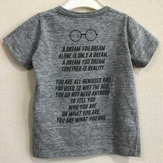 コドモビームス(こどもビームス)のSMOOTHY Tシャツ 100cm(Tシャツ/カットソー)
