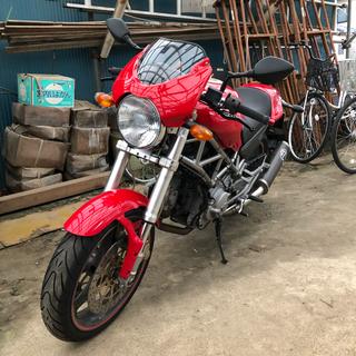 ドゥカティ(Ducati)のドゥカティ モンスターM400 IE(車体)