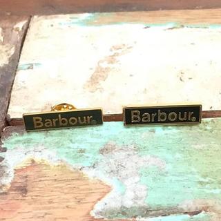 バーブァー(Barbour)のバブアー ピンバッチ 2種セット(その他)