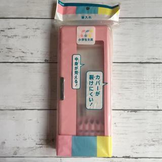 サクラ(SACRA)のさくらクレパス ふでケース 鉛筆 1ダースおまけ(ペンケース/筆箱)