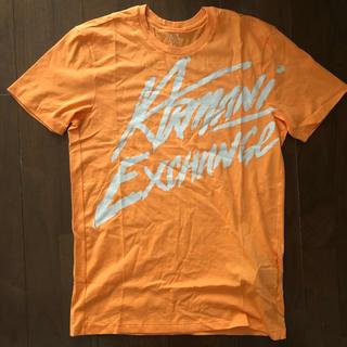 アルマーニエクスチェンジ(ARMANI EXCHANGE)の新品 メンズ アルマーニエクスチェンジ A/X Tシャツ(Tシャツ/カットソー(半袖/袖なし))