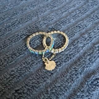 ディズニー(Disney)のアリエル 指輪(リング(指輪))