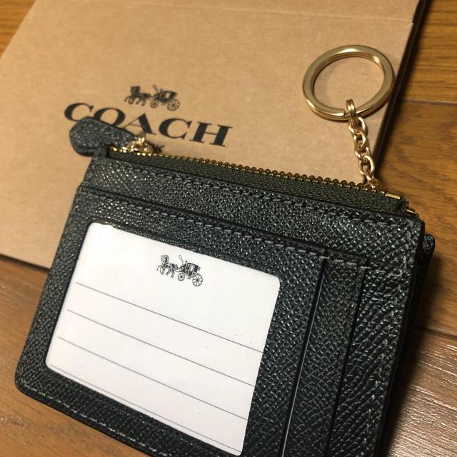 320edba531ac COACH(コーチ)の新品 コーチ コインケース カードケース 希少柄 レディースのファッション