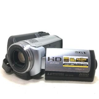 ソニー(SONY)の ☆80GBHDD内臓☆ SONY ハンディカム HDR-XR100(ビデオカメラ)