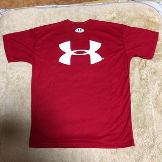 アンダーアーマー(UNDER ARMOUR)のアンダーアーマーTシャツ(新品未使用)(Tシャツ/カットソー(半袖/袖なし))