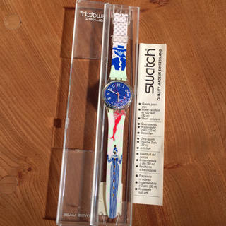 スウォッチ(swatch)のSwatch スウォッチ Gruau GK147 1992(腕時計)