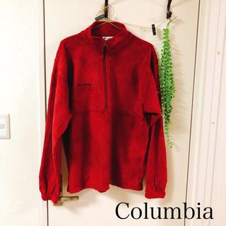 コロンビア(Columbia)のColumbia 希少 タグ付き unisex M USA古着 (登山用品)