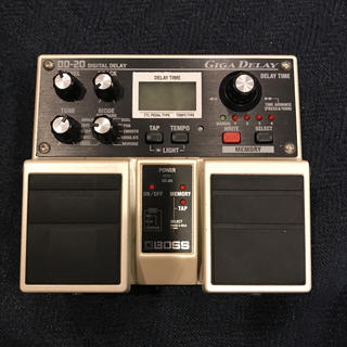 BOSS - BOSS DD-20 GIGA DELAY