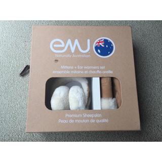 エミュー(EMU)のemu 手袋  エミュー ⚠️3月22日までの出品(手袋)