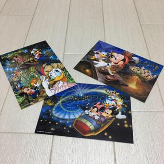 ディズニー(Disney)の新品 ディズニーポストカード(切手/官製はがき)