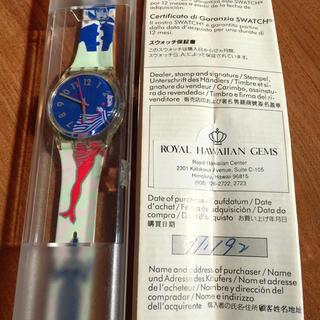 スウォッチ(swatch)のSwatch スウォッチ Gruau GK147 1992(腕時計(アナログ))