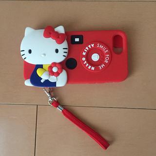 サンリオ(サンリオ)のiphoneケース キティ(iPhoneケース)