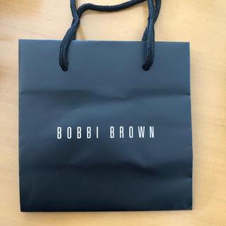 ボビイブラウン(BOBBI BROWN)のボビーブラウン★ショッパー(ショップ袋)