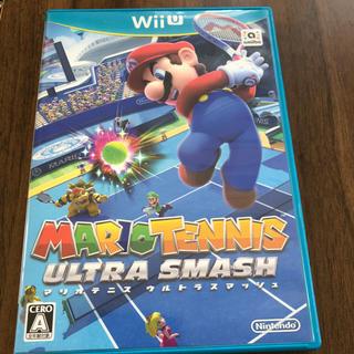 Wii U - WiiU☆マリオテニス ウルトラスマッシュ☆