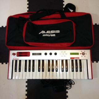 ALESIS Micronアレシス マイクロン 中古美品(キーボード/シンセサイザー)