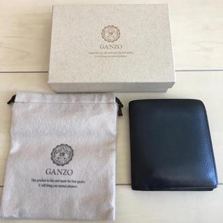 ガンゾ(GANZO)のganzo 財布 (折り財布)