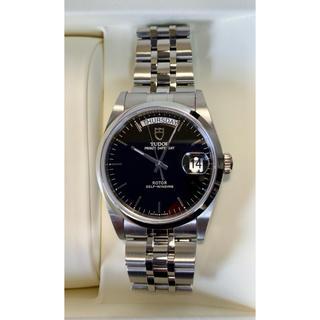 チュードル(Tudor)の美品 TUDOR プリンスデイトデイ 76200 保証有り チュードル(腕時計(アナログ))