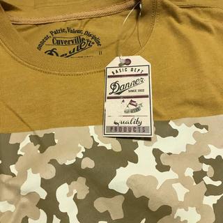 ダナー(Danner)の新品 Danner Tシャツ(Tシャツ/カットソー(半袖/袖なし))