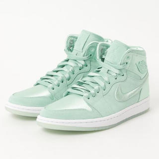 ナイキ(NIKE)の新品 NIKE WMNS AIR JORDAN 1 RET HIGH SOH(スニーカー)