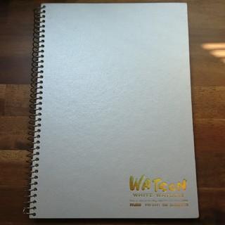 ホワイトワトソン紙 ノート HW-2201 190グラム(スケッチブック/用紙)
