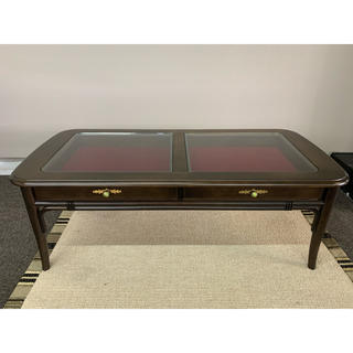 カリモクカグ(カリモク家具)のカリモク*コレクションテーブル(ローテーブル)