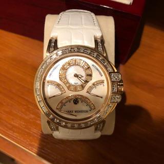 ハリーウィンストン(HARRY WINSTON)のハリーウィンストン 時計(腕時計(デジタル))