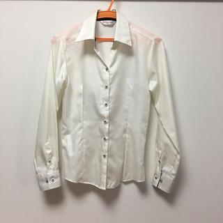 スーツカンパニー(THE SUIT COMPANY)のBRICK HOUSE シャツ 美品です^ ^最終お値下げ!(シャツ/ブラウス(長袖/七分))
