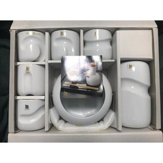 ハクサントウキ(白山陶器)の白山陶器 ロック7点セット(食器)