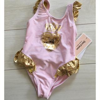ジューシークチュール(Juicy Couture)の新品 タグ付き ジューシークチュール キッズ  ベビー 水着(水着)