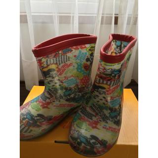ディズニー(Disney)のディズニー長靴16cm(長靴/レインシューズ)