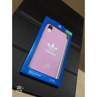 アディダス(adidas)のiPhone XR スマホケース adidas(iPhoneケース)