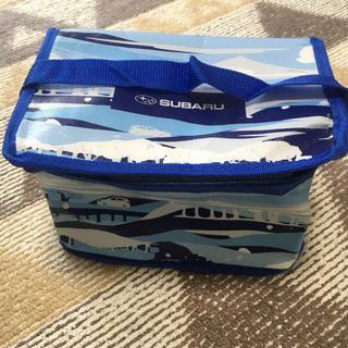 スバル(スバル)の新品 未使用  保冷BOX  スバル(弁当用品)