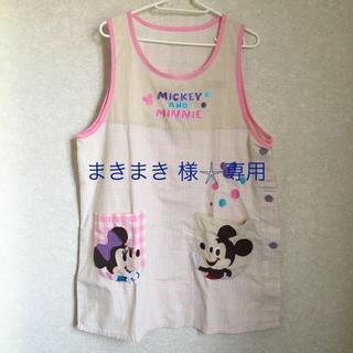 ディズニー(Disney)のMICKEY & MINNIE エプロン(その他)
