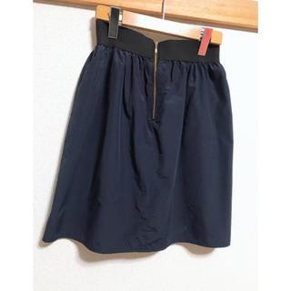 エムドゥー(M.deux)のスカート(ひざ丈スカート)