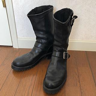 イサムカタヤマバックラッシュ(ISAMUKATAYAMA BACKLASH)のBACKLASH ベルギーショルダー エンジニアブーツ(ブーツ)
